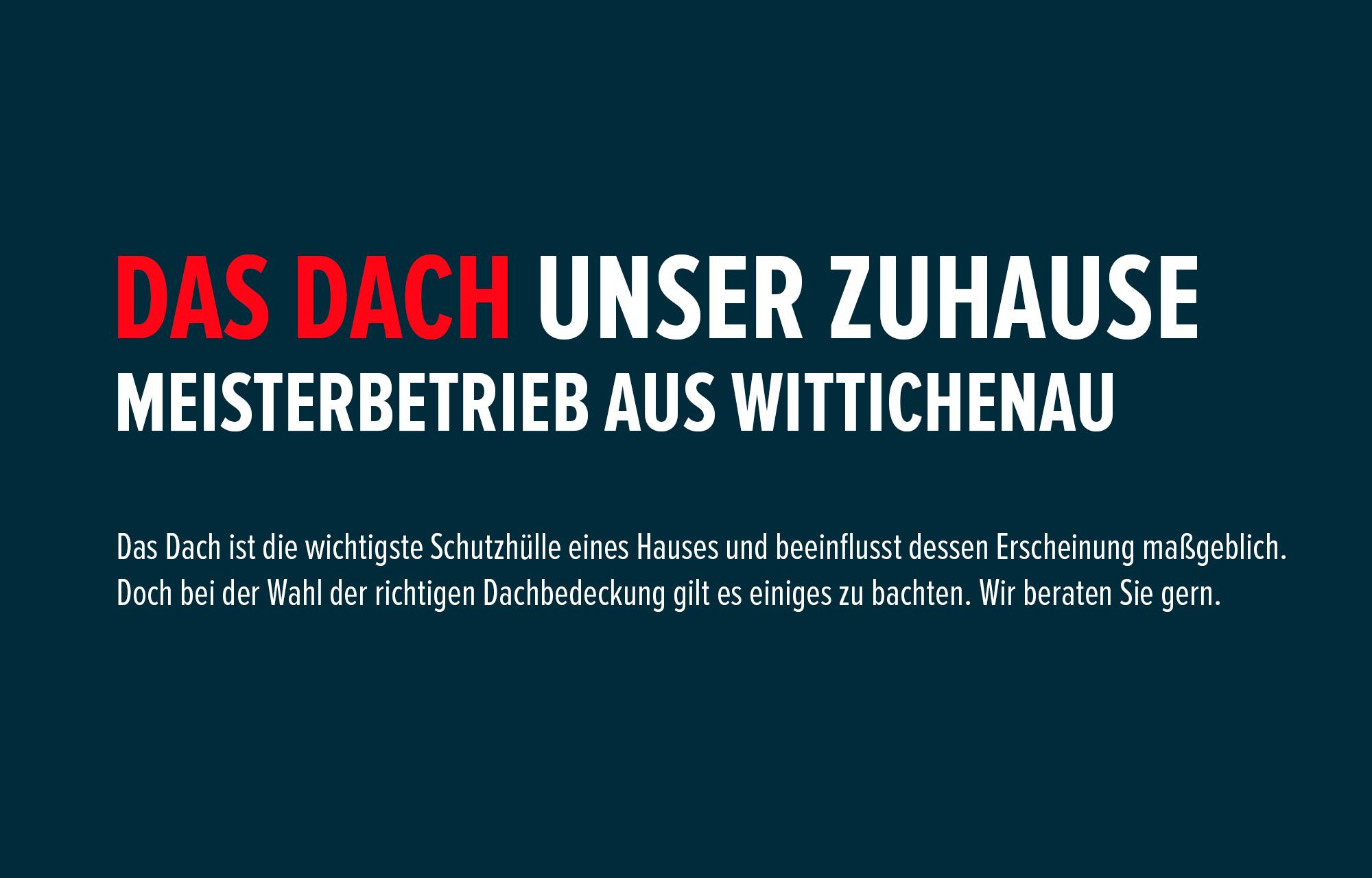 Dachdecker Wittichenau